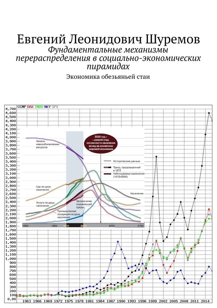 Скачать Фундаментальные механизмы перераспределения в социально-экономических пирамидах. Экономика обезьяньей стаи быстро