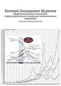 Шуремов, Евгений Леонидович  - Фундаментальные механизмы перераспределения всоциально-экономических пирамидах. Экономика обезьяньейстаи
