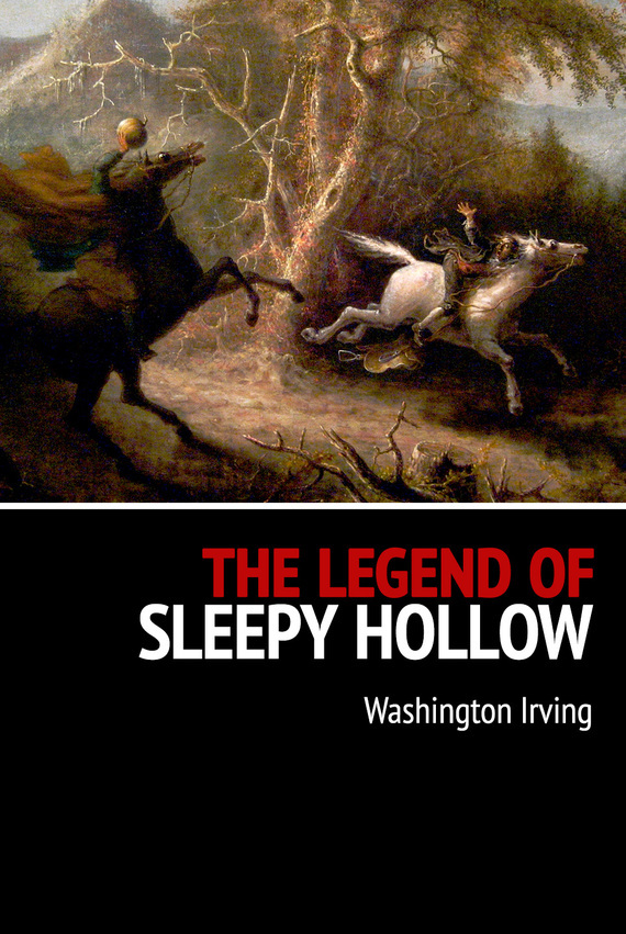 Washington Irving The Legend of Sleepy Hollows irving w tales of the alhambra