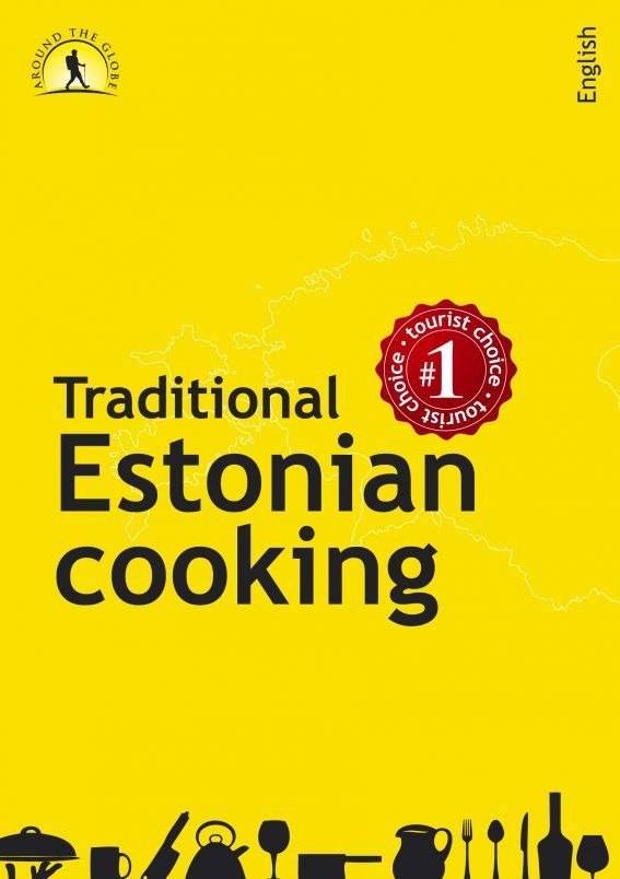 Margit Mikk-Sokk Traditional Estonian Cooking 50pcs lot on5412