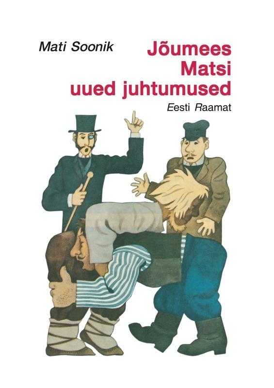 Mati Soonik Jõumees Matsi uued juhtumised пальто мех mala mati черный