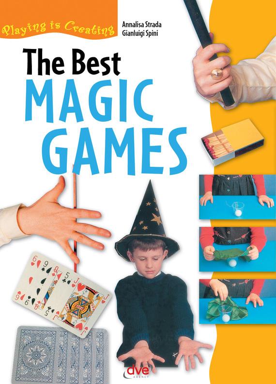 Gianluigi Spini The Best Magic Games