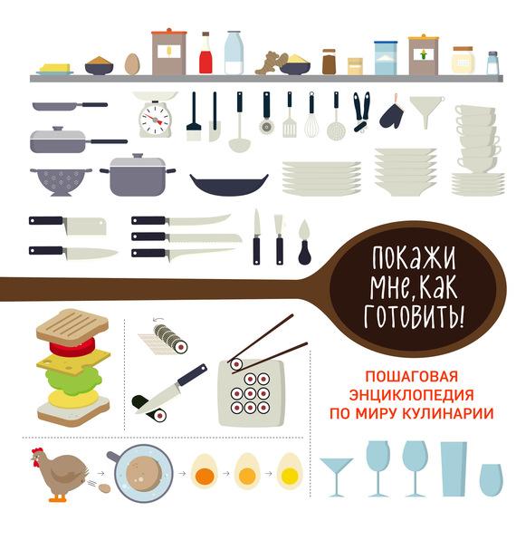 Габриела Сколик Покажи мне, как готовить! Пошаговая энциклопедия по миру кулинарии xiaomi gotovit obnovlennyu lineiky firmennyh leptopov