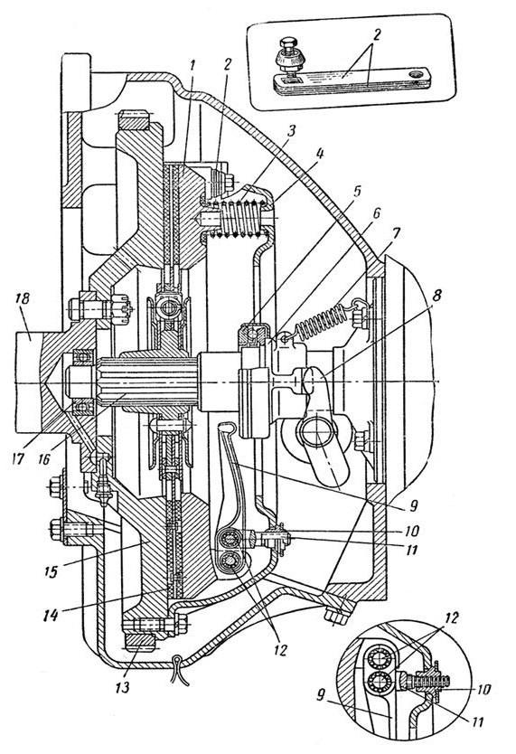 Скачать Автопрактикум. Часть 3. Ходовая часть и механизмы управления большегрузных автомобилей