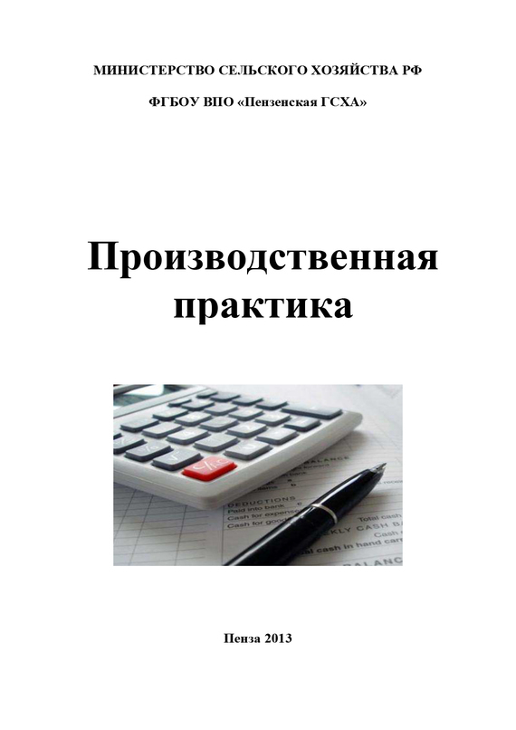 Татьяна Ельшина, Игорь Бондин - Производственная практика по бухгалтерскому учету