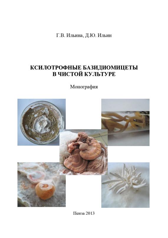 Скачать Ксилотрофные базидиомицеты в чистой культуре быстро