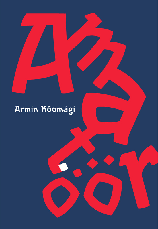 Обложка книги Amat??r, автор Armin K?om?gi