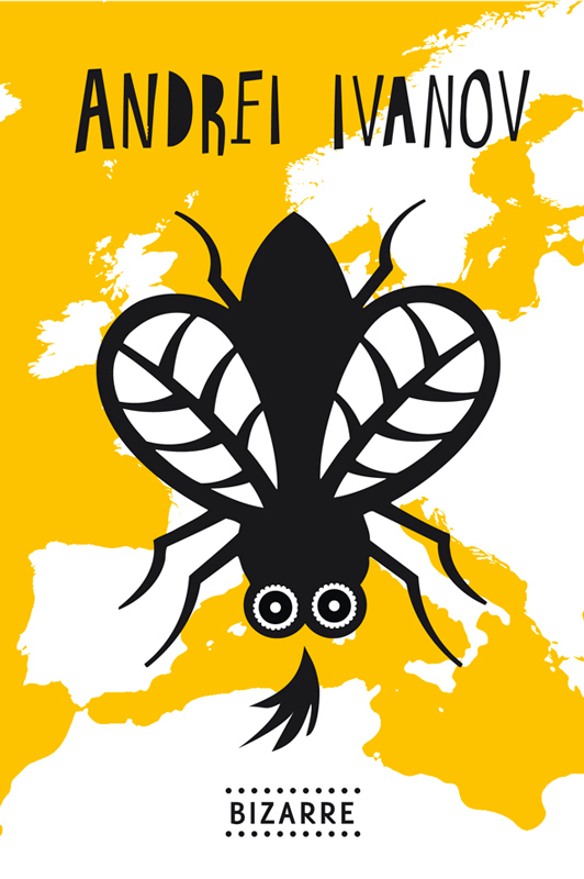 Andrei Ivanov Bizarre ISBN: 9789985332740 yrsa sigurðardóttir tuhk
