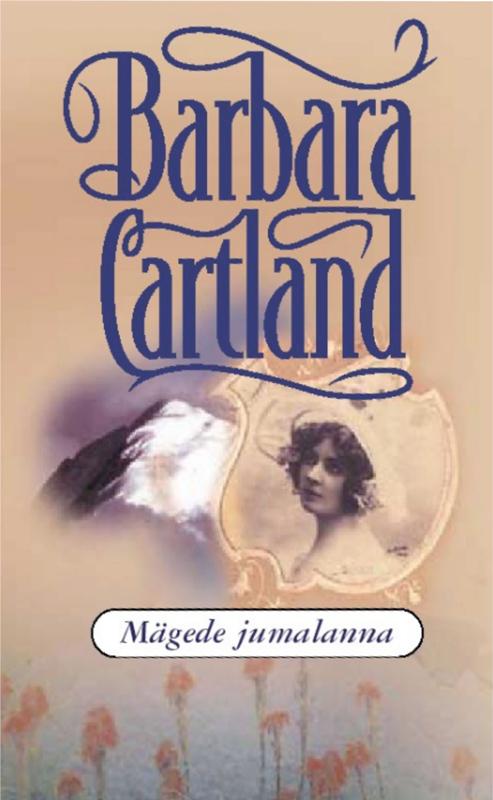 Mägede jumalanna ( Barbara Cartland  )