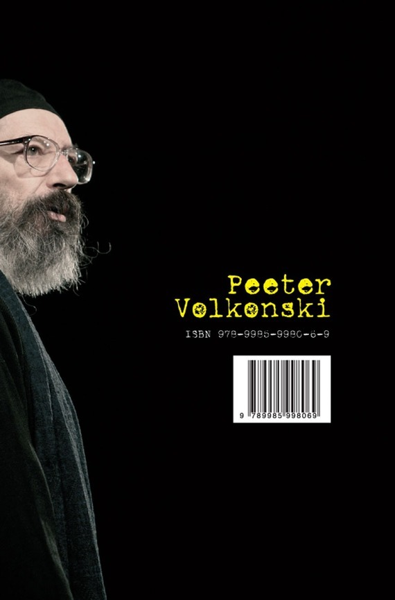 Peeter Volkonski ISBN 978-9985-9980-6-9 ene timmusk minu kanada