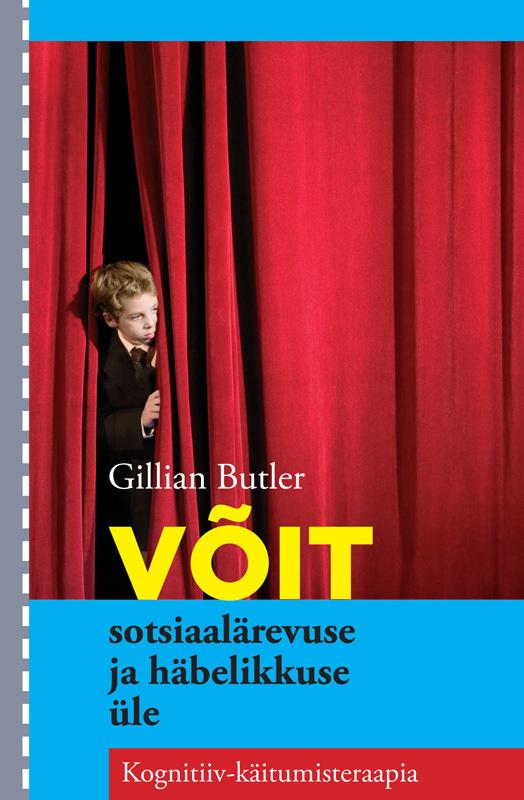 Gillian Butler Võit sotsiaalärevuse ja häbelikkuse üle украшения на шею swarovski gillian necklace 678189