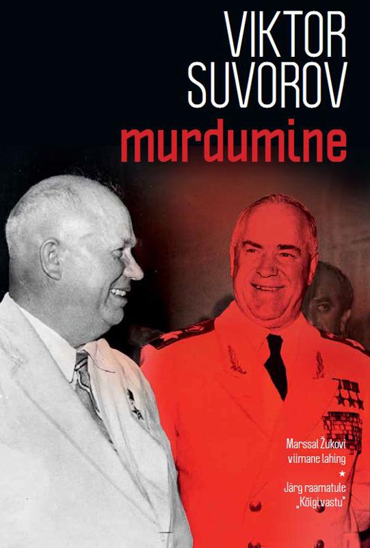 Виктор Суворов Murdumine