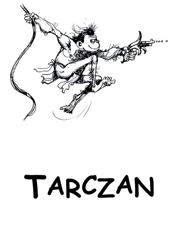 Contra Tarczan