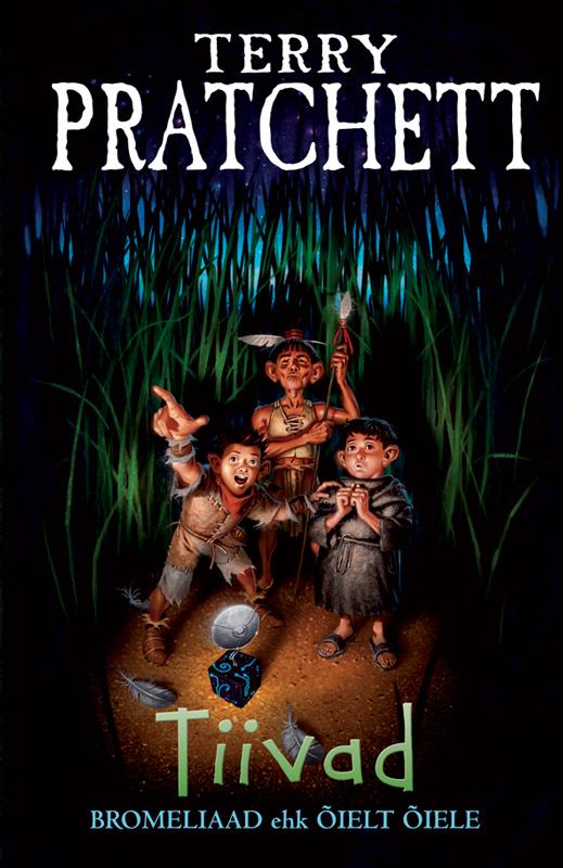 9789985323533 - Terry Pratchett: Tiivad - Raamat
