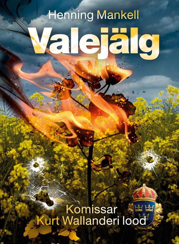 Henning Mankell Valejälg henning mankell enne külma