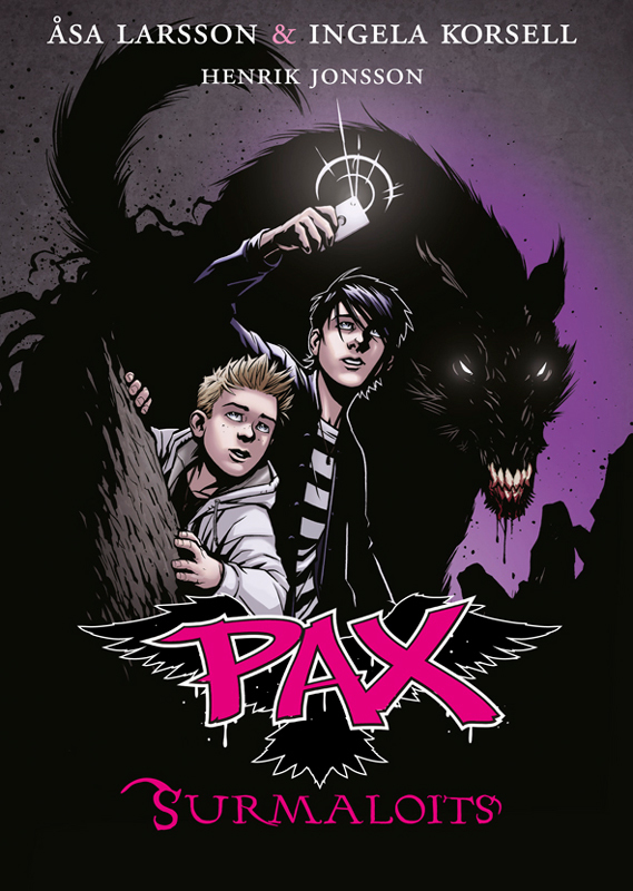 Sünk.Pax: 2. raamat