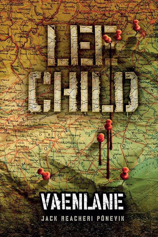 Ли Чайлд Vaenlane child l make me a jack reacher novel