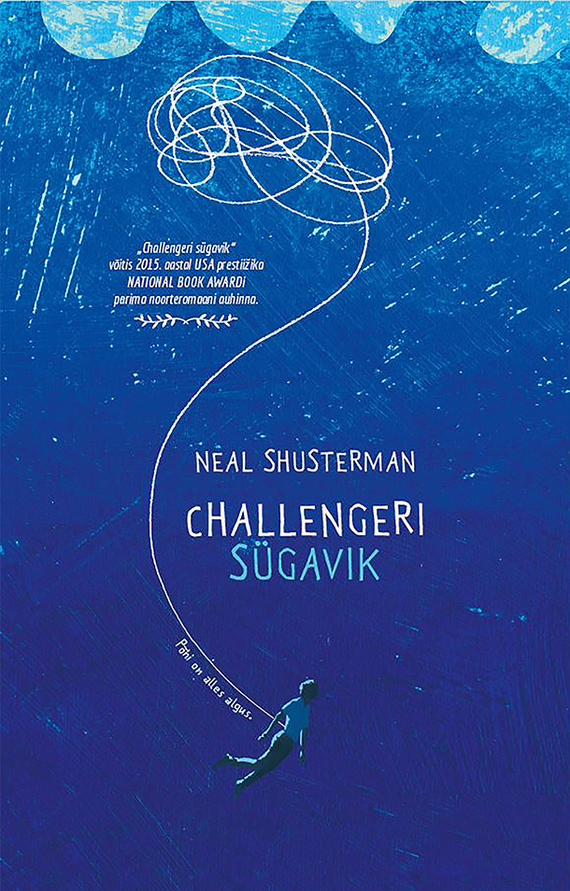 Ragne Kepler Challengeri sügavik lara williamson poiss kes seilas tugitoolis üle ookeani