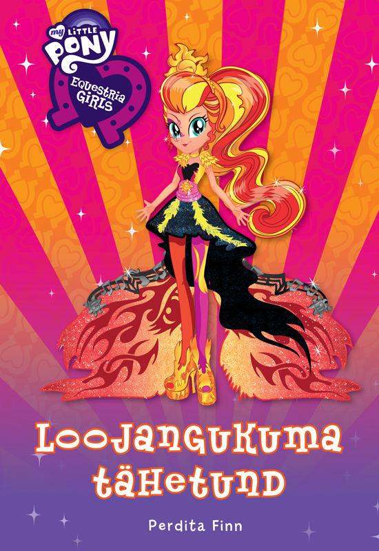 Hasbro Equestria Girls. Loojangukuma tähetund gillian m berrow equestria girls bändide võistlus