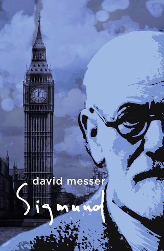Обложка книги Sigmund, автор Messer, David