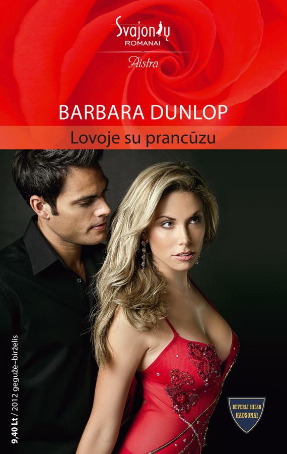 Barbara Dunlop Lovoje su prancūzu dunlop winter maxx wm01 205 65 r15 t
