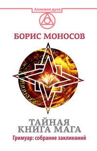 Моносов, Борис  - Тайная книга мага. Гримуар: собрание заклинаний