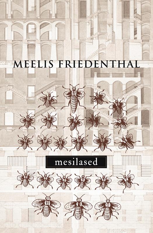 Обложка книги Mesilased, автор Meelis Friedenthal