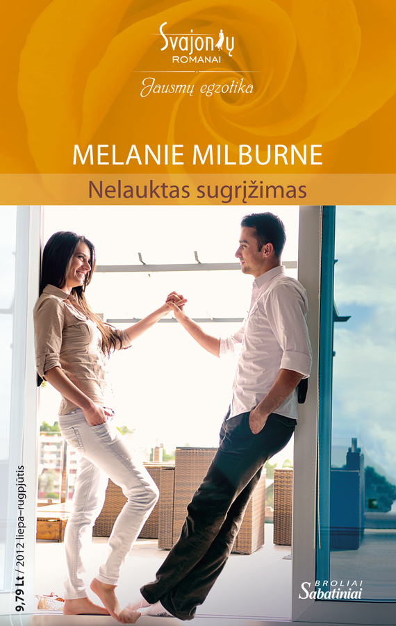 Мелани Милберн Nelauktas sugrįžimas