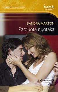 Sandra Marton - Parduota nuotaka