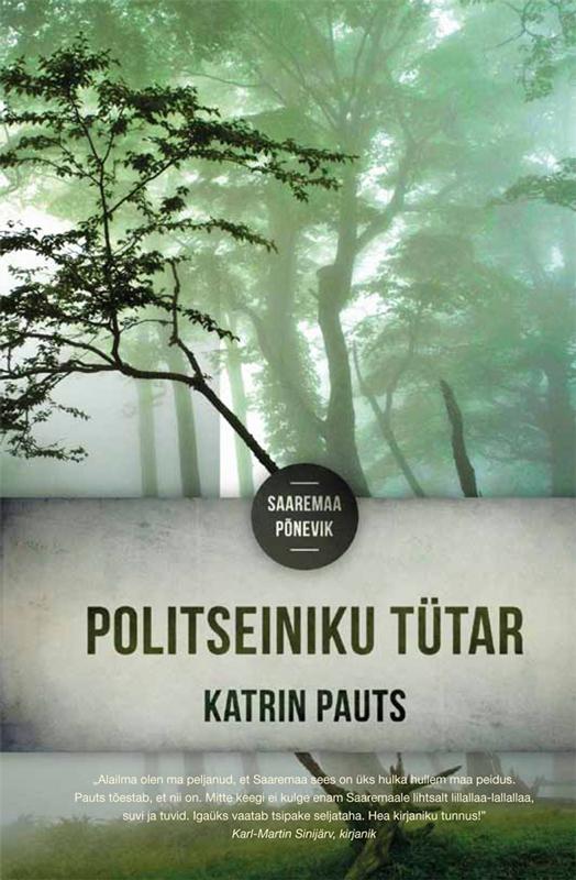 Обложка книги Politseiniku t?tar, автор Katrin Pauts