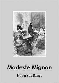 Balzac, Honor? de  - Modeste Mignon