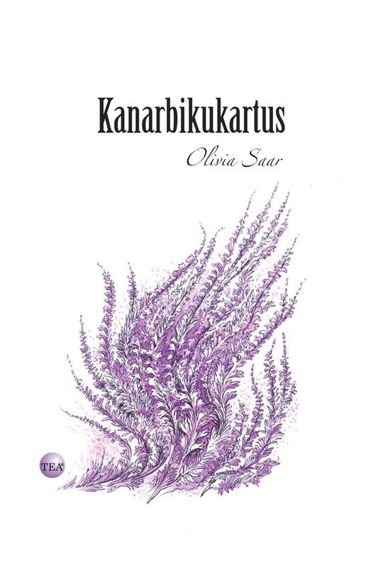 Обложка книги Kanarbikukartus, автор Saar, Olivia