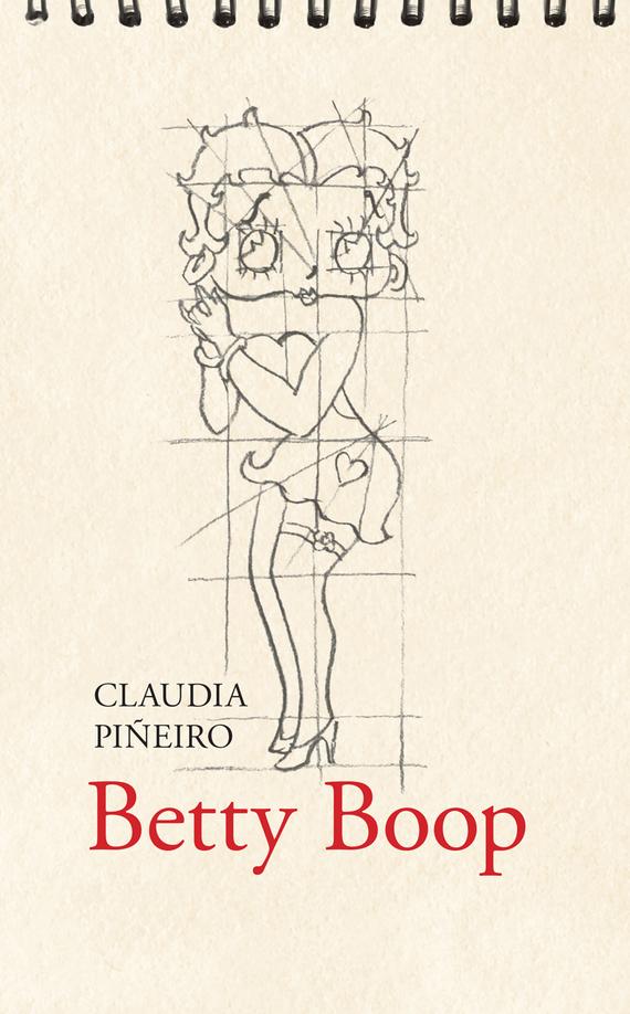 Claudia Piñeiro Betty Boop сумка betty boop a3268 19 2015