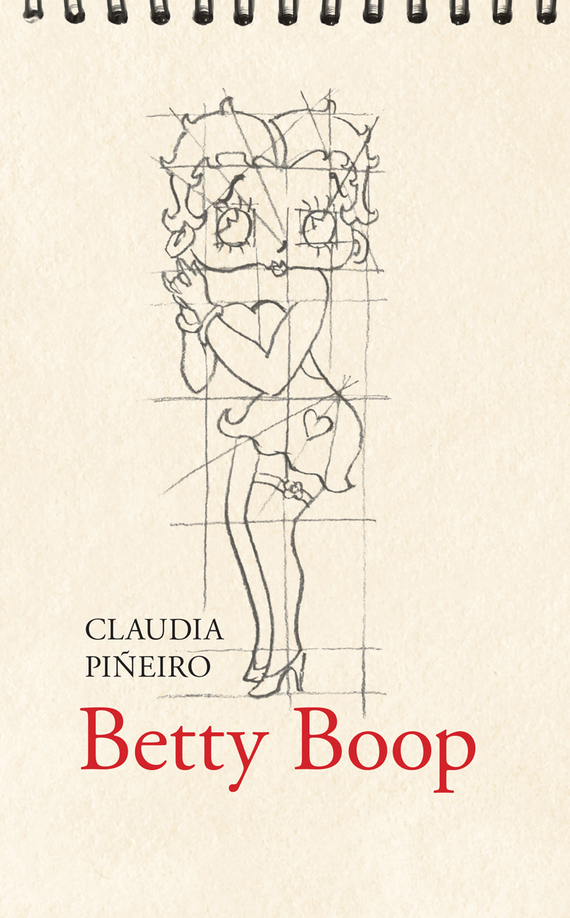 Claudia Piñeiro Betty Boop сумка betty boop a3309 10 betty 2015