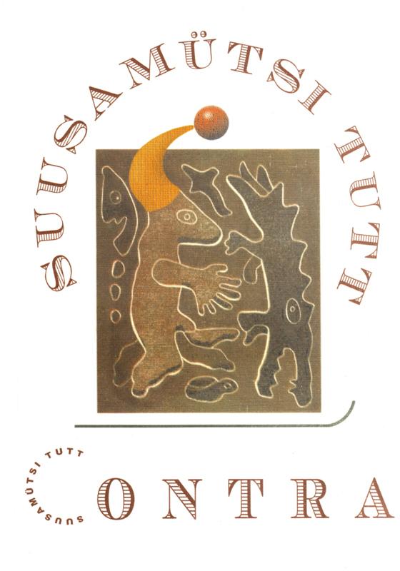 Обложка книги Suusam?tsi tutt, автор Contra