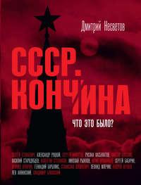 Несветов, Дмитрий  - Кончина СССР. Что это было?