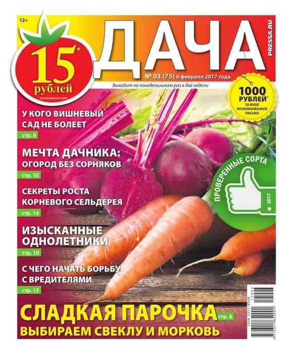 Дача Pressa.ru 03-2017