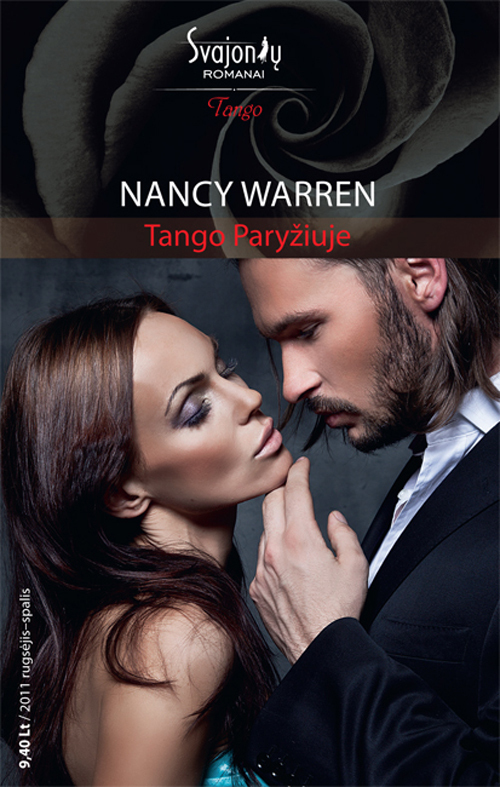 nancy warren nepakeliamas karstis Nancy Warren Tango Paryžiuje