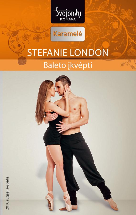 Stefanie London Baleto įkvėpti granto granto gr 0530 b