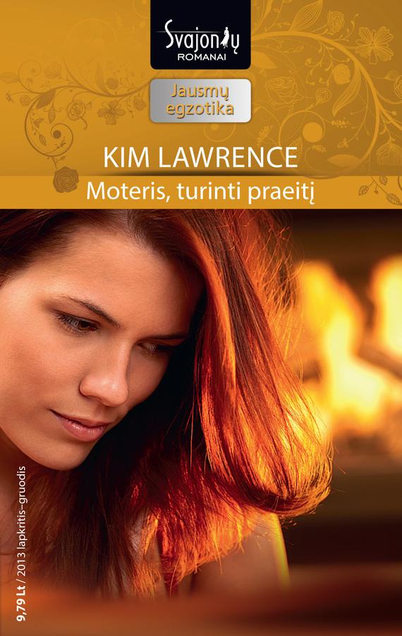 Ким Лоренс Moteris, turinti praeitį trish morey kita moteris
