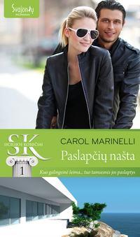 Marinelli, Carol   - Paslapčių našta