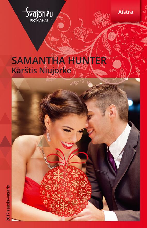 9786090301616 - Samantha Hunter: Karštis Niujorke - Knyga