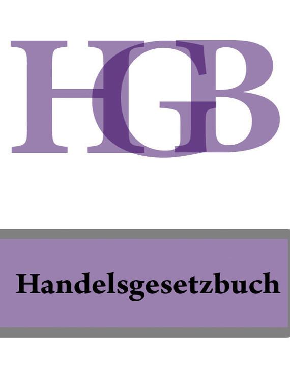 Handelsgesetzbuch– HGB
