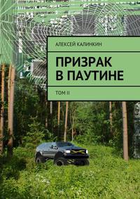 Калинкин, Алексей Алексеевич  - Призрак в паутине. ТомII