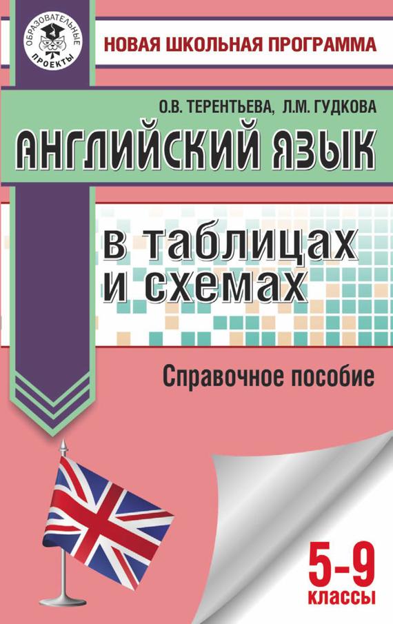 Английский язык в таблицах и схемах. Справочное пособие. 5-9 классы