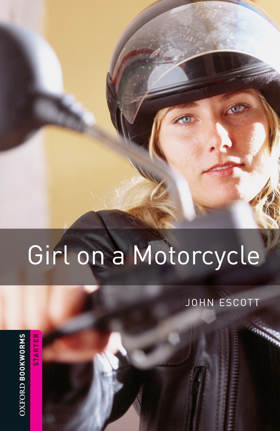 John Escott Girl on a Motorcycle купить