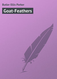Parker, Butler Ellis  - Goat-Feathers