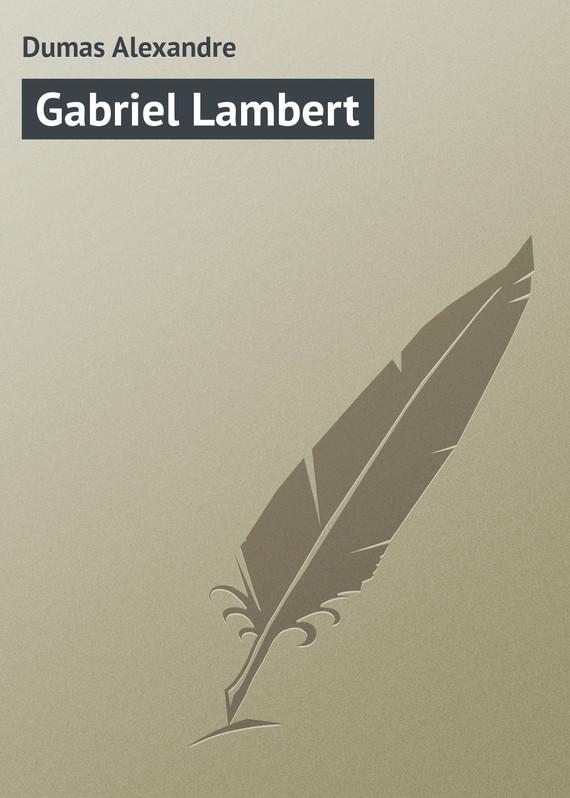 Dumas Alexandre Gabriel Lambert lambert lambert sweet apocalypse