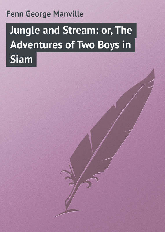 Fenn George Manville Jungle and Stream: or, The Adventures of Two Boys in Siam