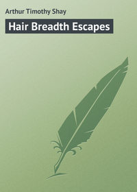 Shay, Arthur Timothy  - Hair Breadth Escapes